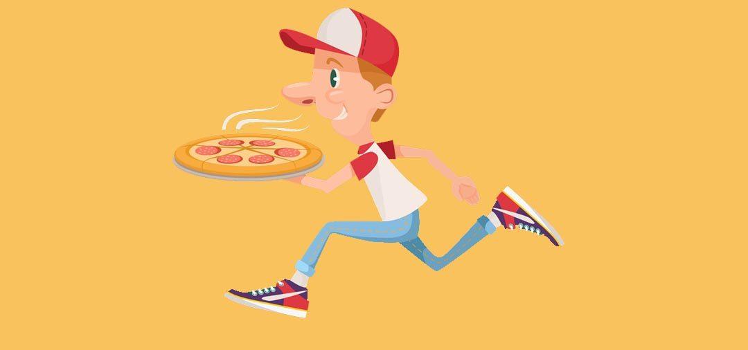 Sito Web per pizzeria d'asporto: perché può essere utile