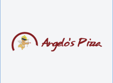 logo angelos pizza ossona